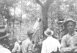 Leo Frank was lynched in Marietta, Ga., in 1915.
