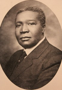This high-resolution image of Robert Russa Moton of Tuskegee Institute cost $55.